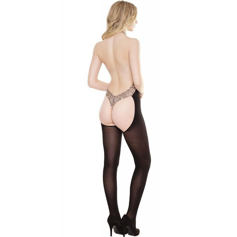 Change Your Spots Bodystocking in OS
