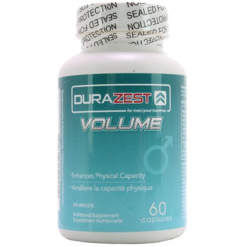 DuraZest Volume for Men in 60 Capsules