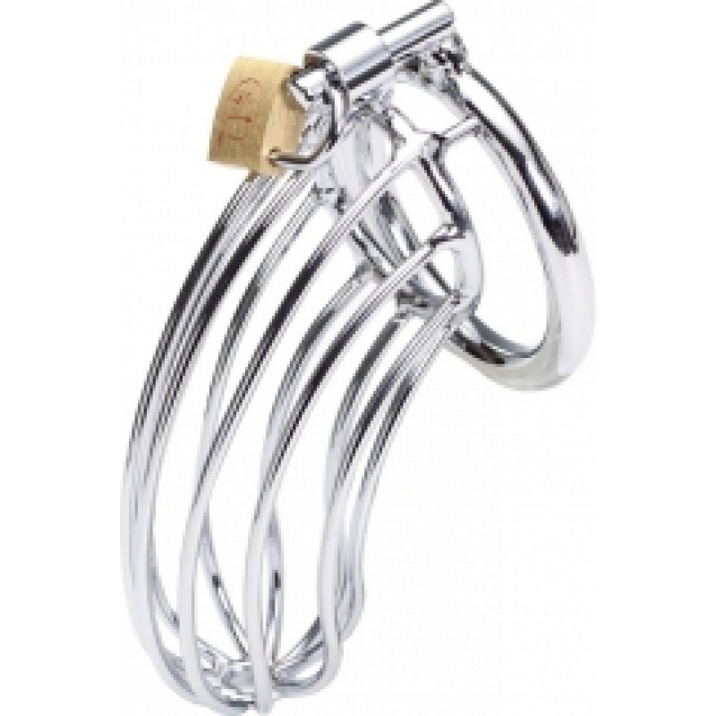 Metal Chastity Device Metal Size 5cm
