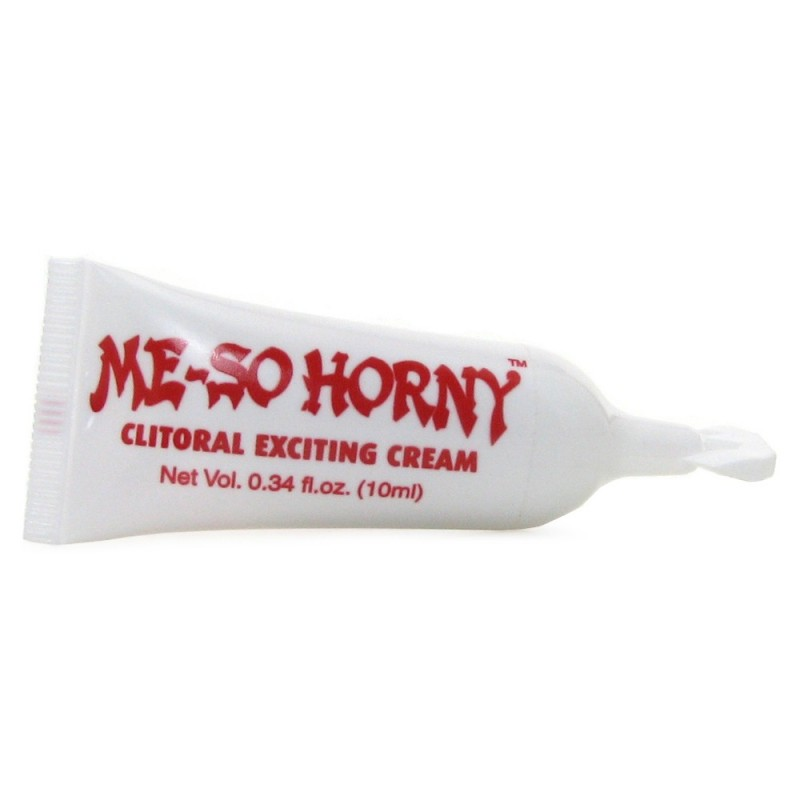 Me-So-Horny Clitoral Exciting Cream in 0.34oz/10ml