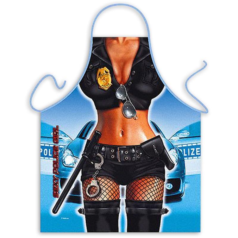 Sexy Apron Police