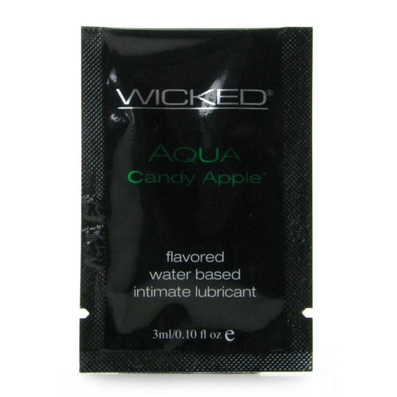 Aqua Candy Apple Flavored Lube