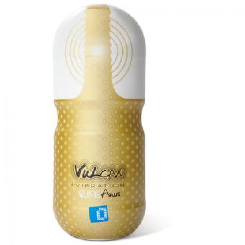 Vulcan Love Skin  Masturbator Ripe Anus + Vibe
