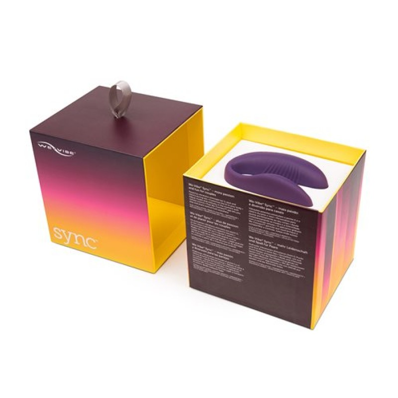 We-Vibe Sync in Purple