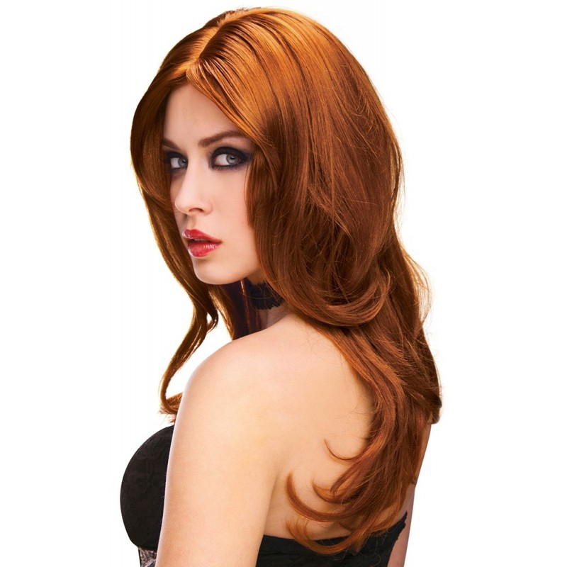Jessie Wig in Red
