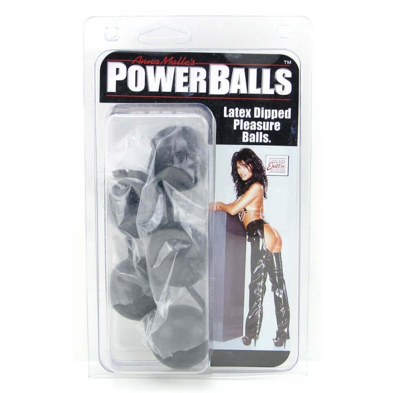 Power Balls Anal Beads