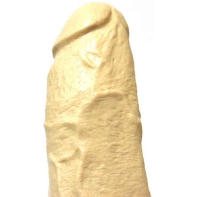 17inch Dick Rambone Cock in White