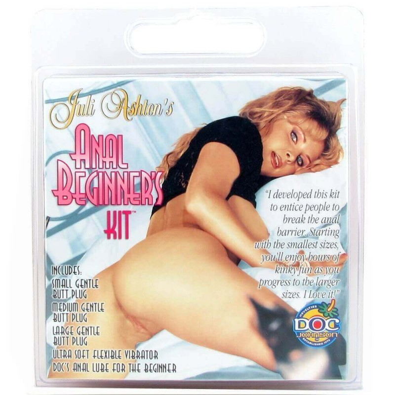 Juli Ashton Anal Beginner's Kit