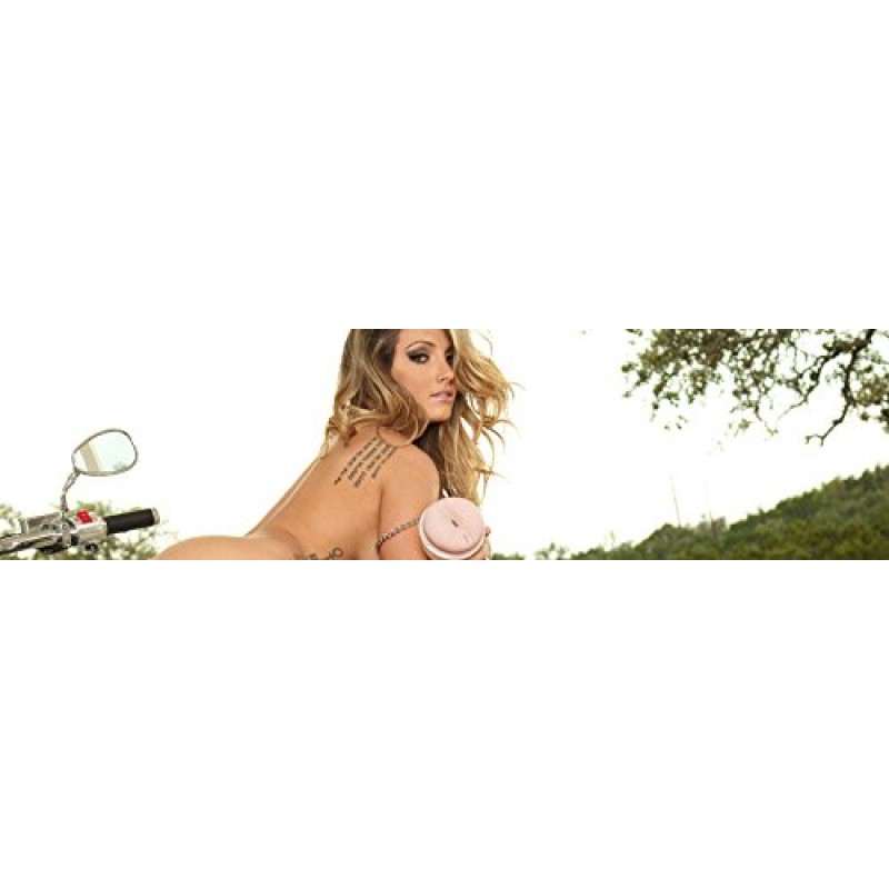 Teagan Presley Bulletproof Fleshlight