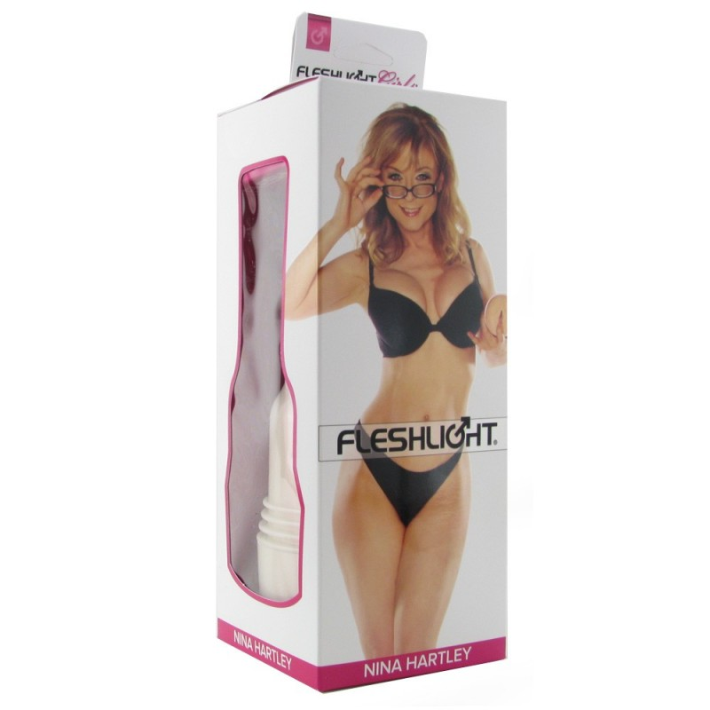 Nina Hartley Cougar Fleshlight Girl