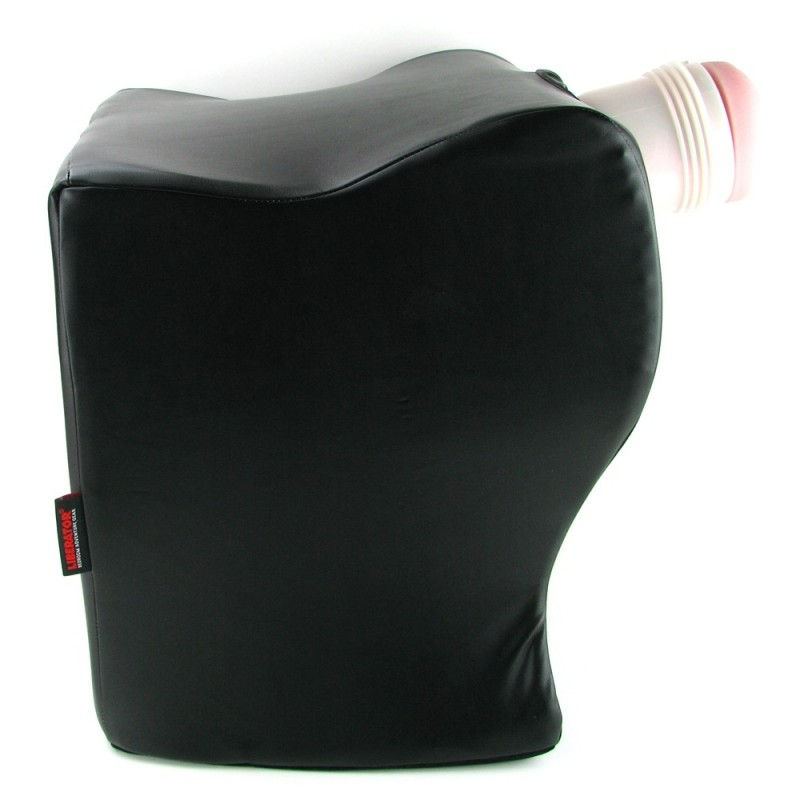 Top Dog Fleshlight Mount in Pleather Black
