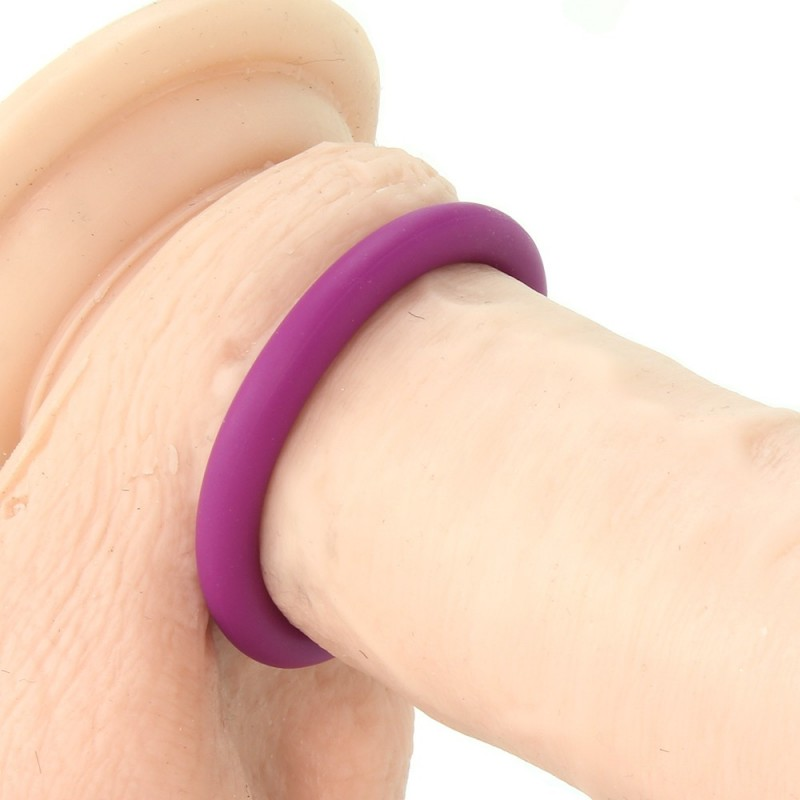Silicone Cock Rings #2 in Purple