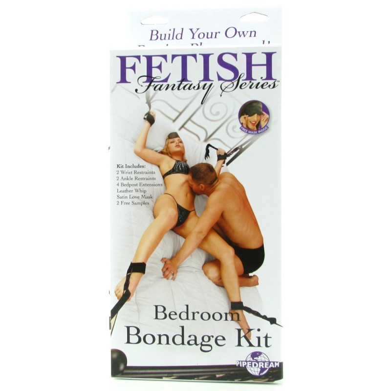 FREE w$249.95+order Bedroom Bondage Kit