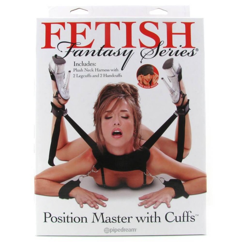 Position Master with Cuffs