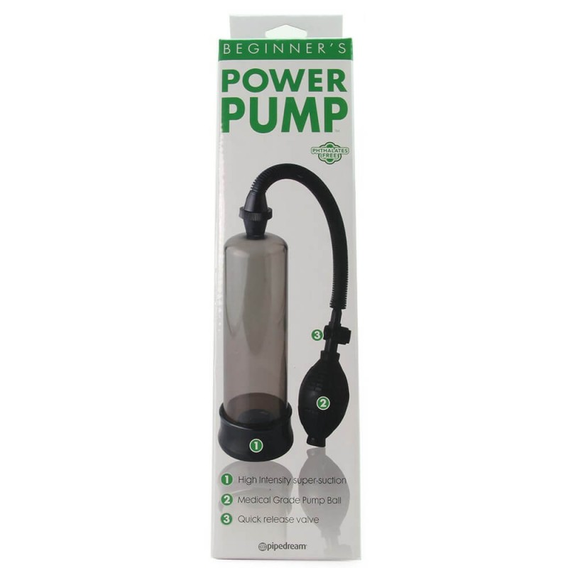 Beginner's Power Pump in Smoke