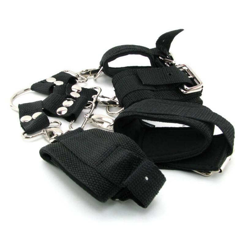 Heavy Duty Hogtie Kit