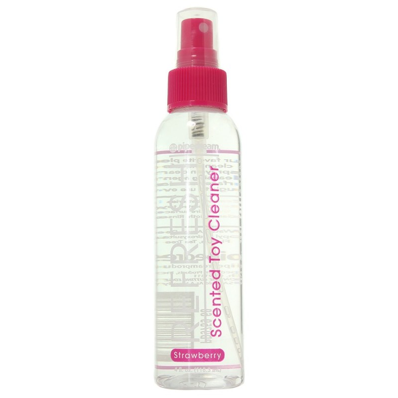 Toy Cleaner in Refresh Strawberry Scented