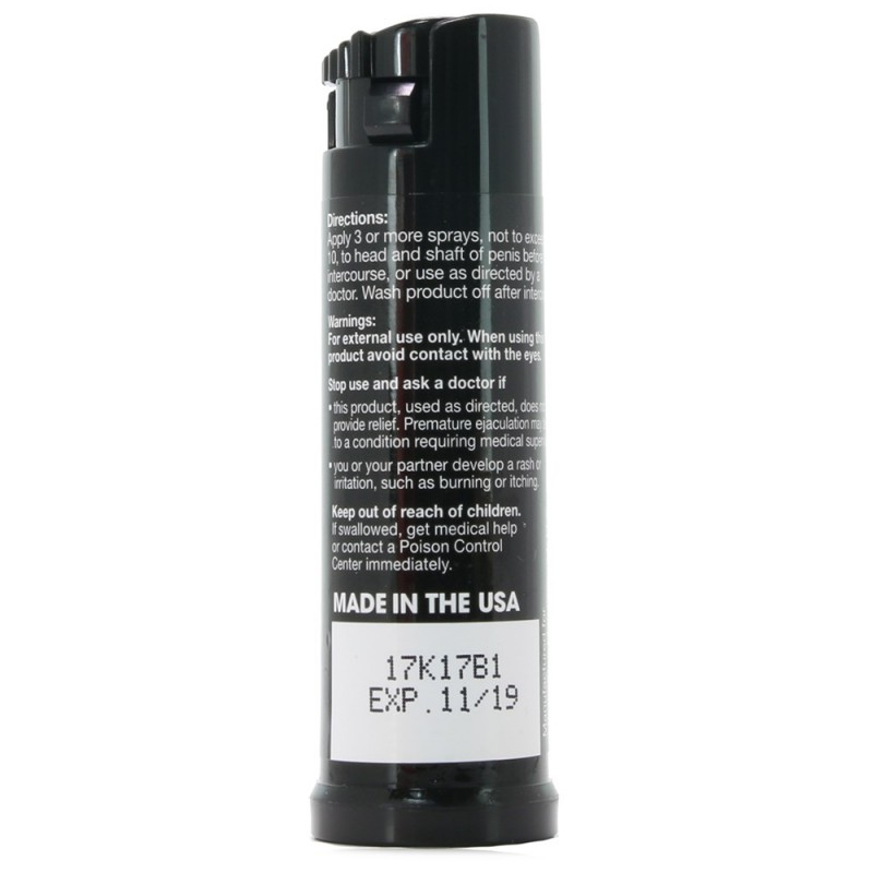 Dynamo Delay Spray in .5oz/15ml