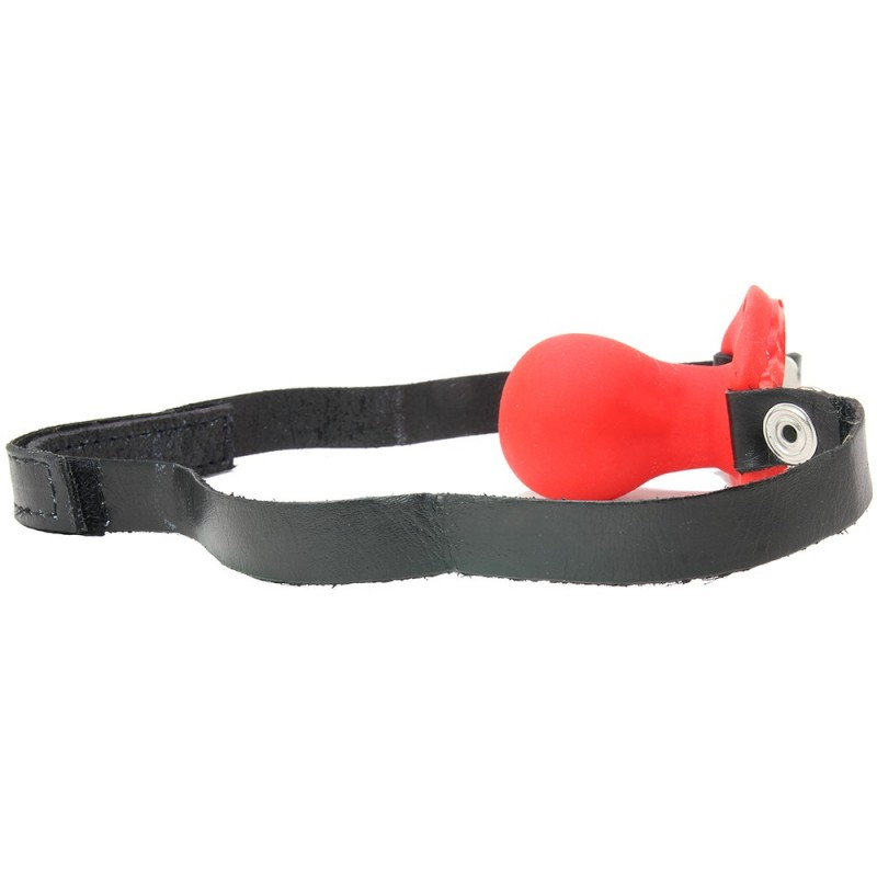 Beginner Ball Gag in Red