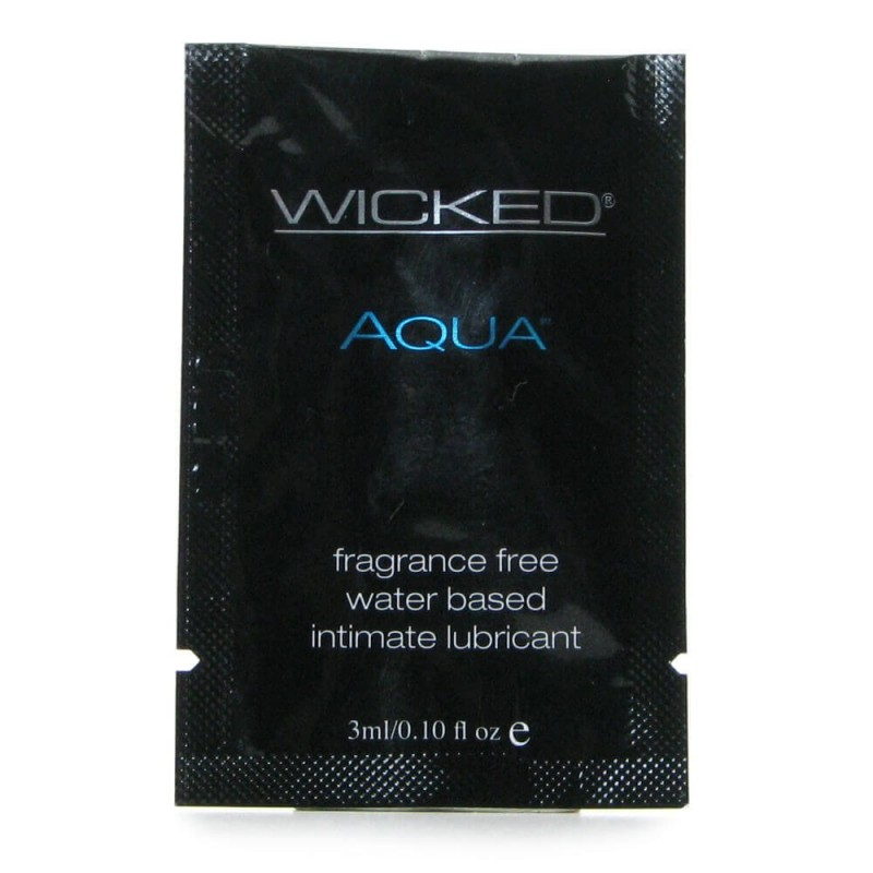 FREE Aqua Fragrance Free Water Based Lube