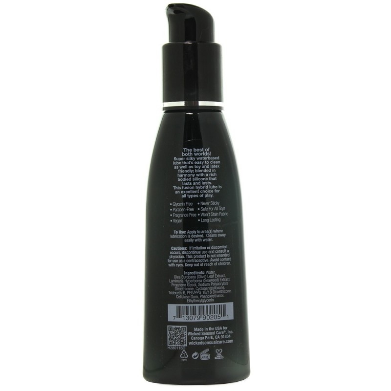 Hybrid Water & Silicone Blended Lubricant