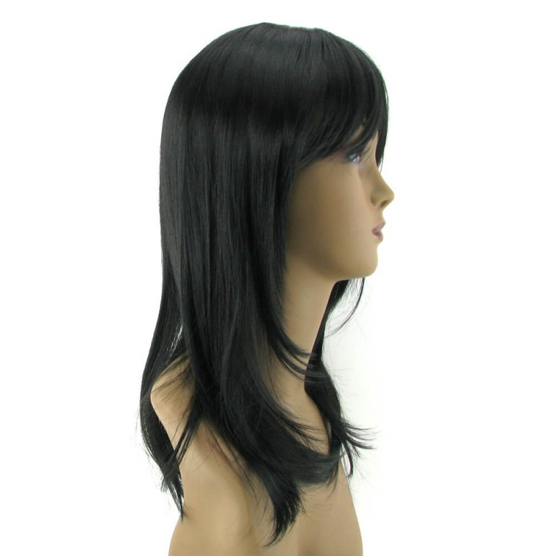Steph Wig in Black