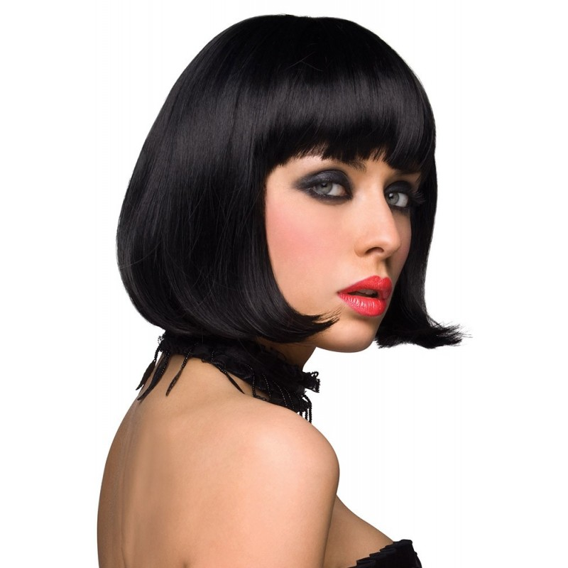 Cici Wig in Black