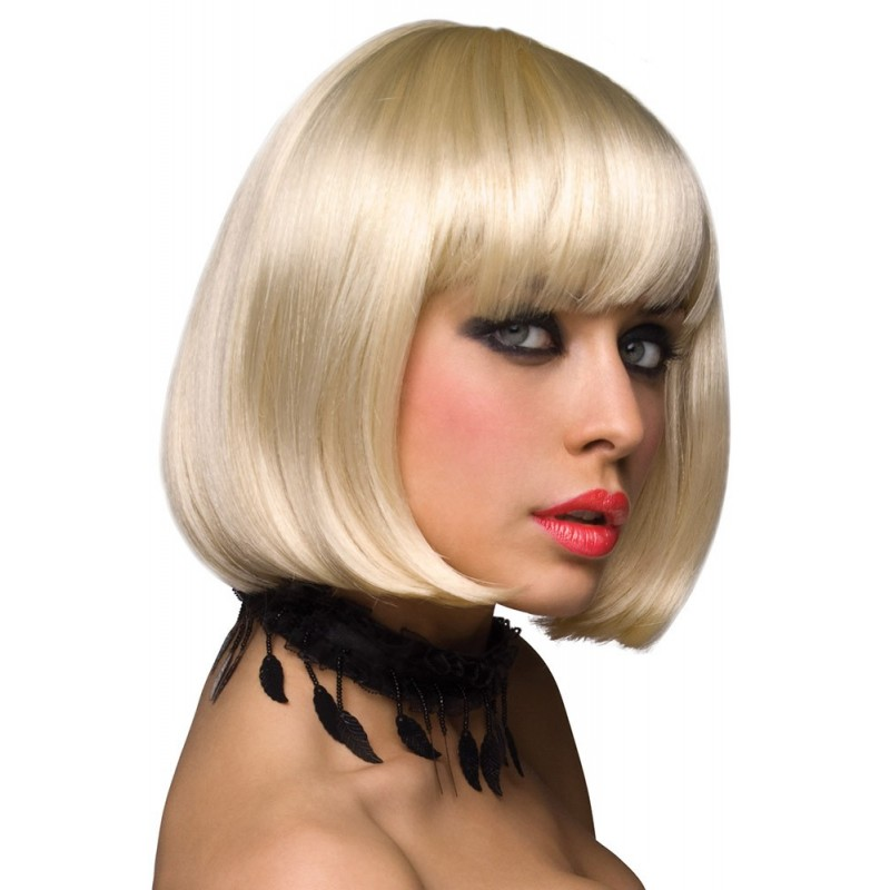 Cici Wig in Platinum Blonde