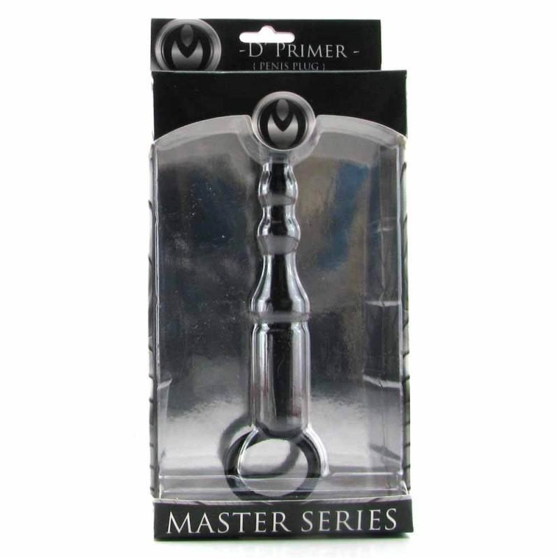 Master Series D'Primer Penis Plug
