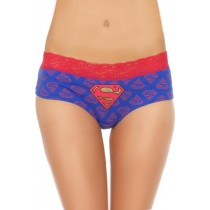 M Superman Hipster Brief
