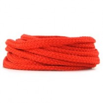 Love Rope  Japanese Silk Red