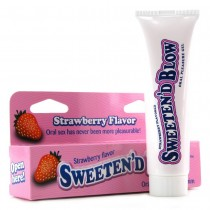 Sweeten'd Blow 1.5oz/45ml in Strawberry