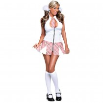 OSXL Private School Girl Costume