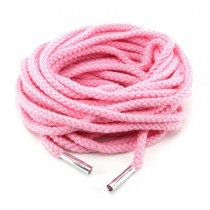 35 Foot Japanese Silk Rope in Pink