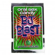 FREE BJ Blast 18g/0.63oz. in Green Apple