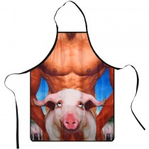 Sexy Apron Pig