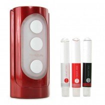 Tenga Flip Hole in Red