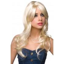 Jessie Wig in Platinum Blonde