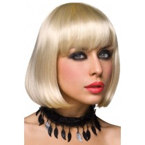 Cici Wig in Platinum Blonde