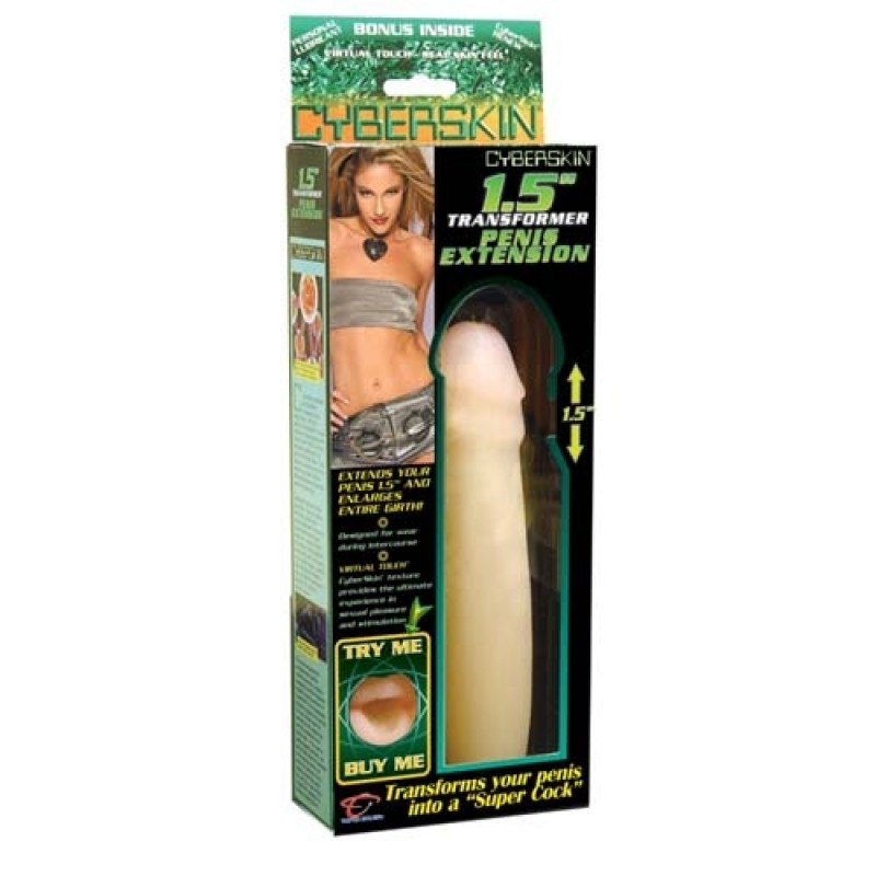 CyberSkin 1.5 Penis Extension
