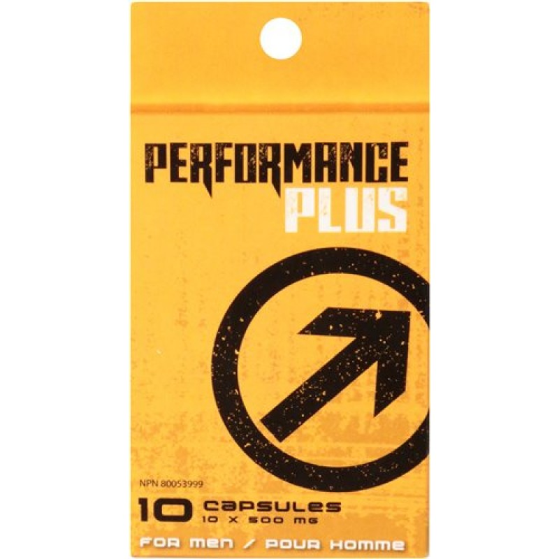 10 pack Performance Plus Male Enhancement Pills