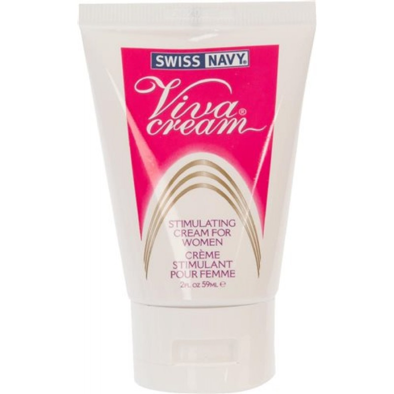 SWISS NAVY - VIVA CREAM FOR WOMEN - 2 OZ
