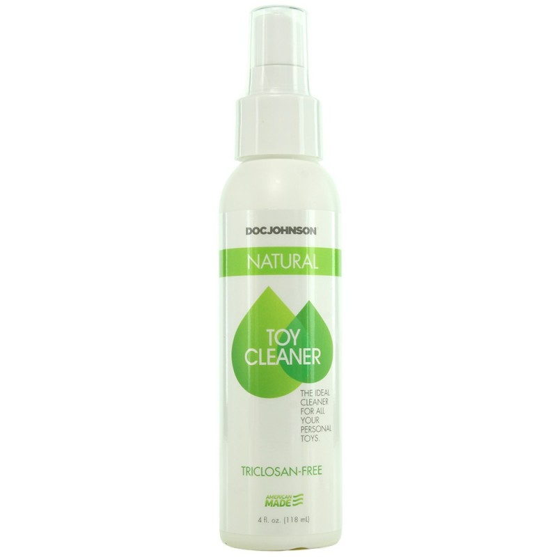 Natural Toy Cleaner in 4 fl. oz. (118 mL)