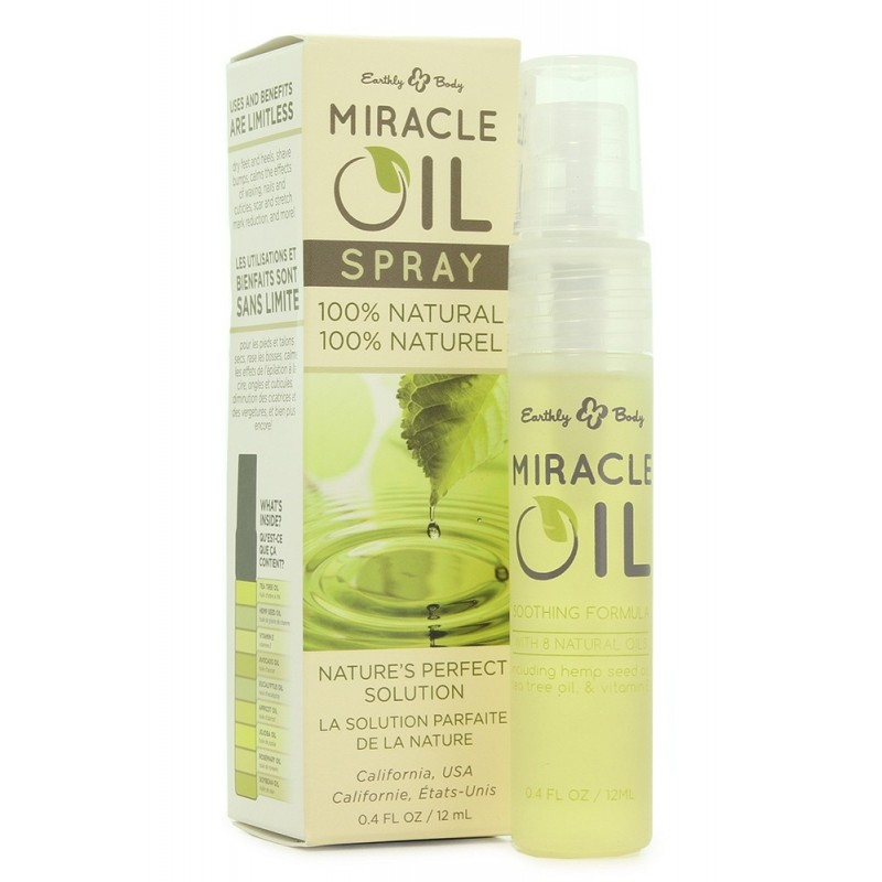 Miracle Oil Spray in 0.4oz/12ml
