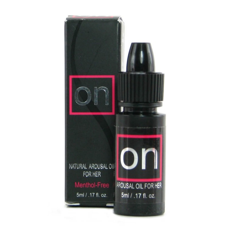 ON Original Natural Arousal Oil for HER in 0.17oz / 5ml
