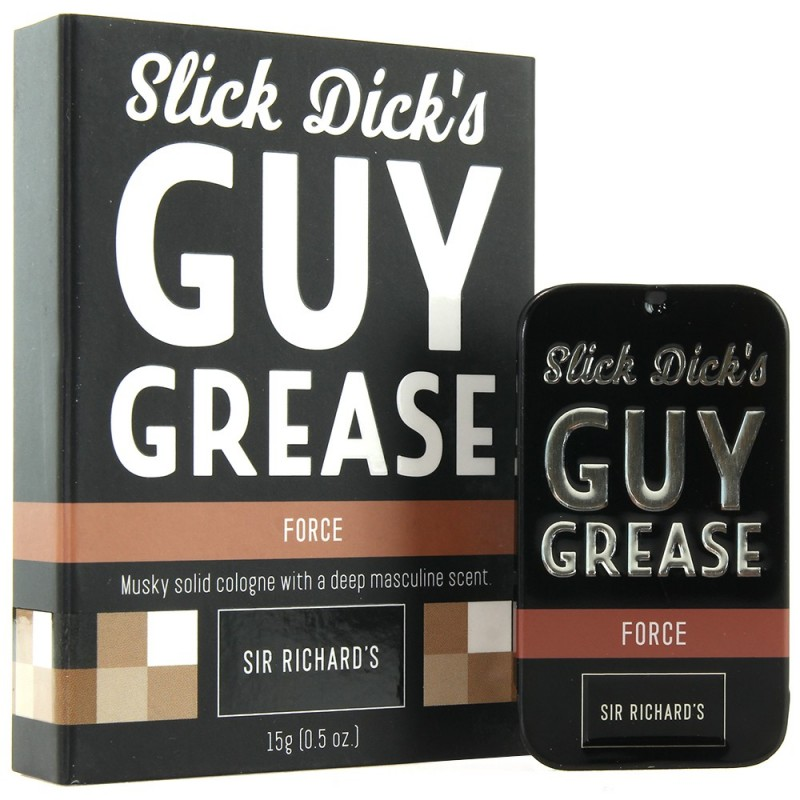 Guy Grease Cologne .5oz/15g in Force