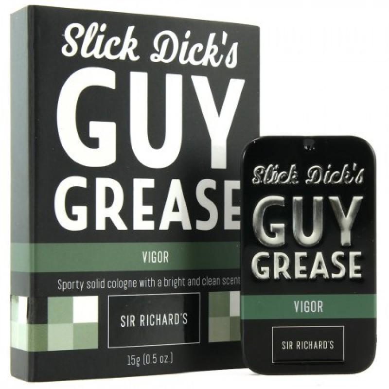 Guy Grease Cologne .5oz/15g in Vigor