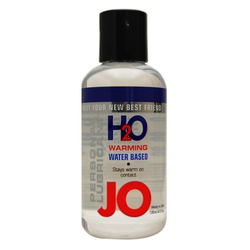 H2O Warming Personal Lubricant
