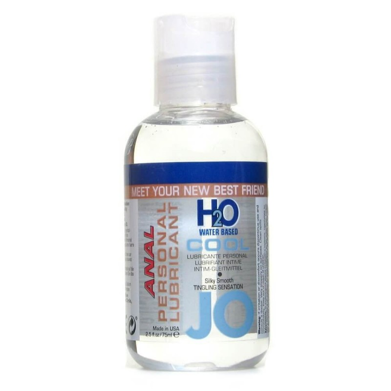 H2O Cool Anal Personal Lubricant in 2oz/59ml