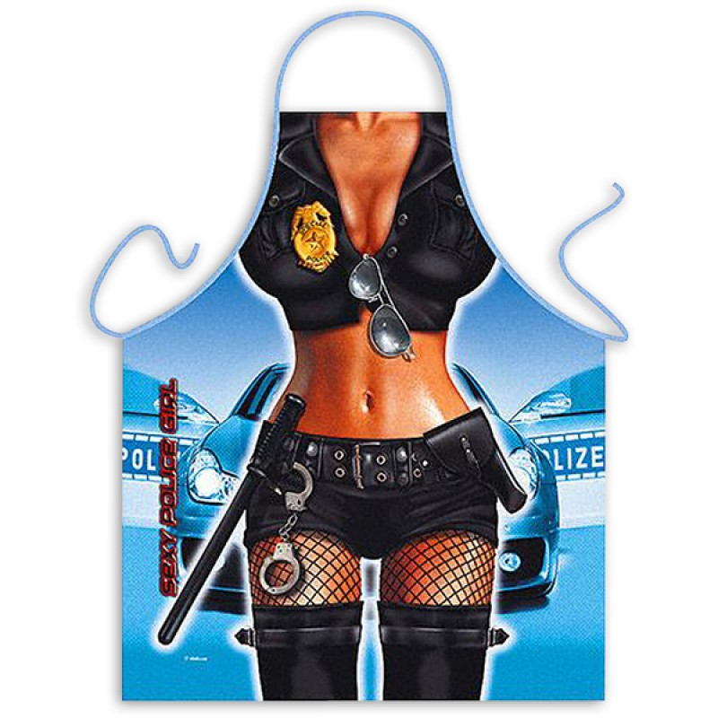Sexy Apron Police